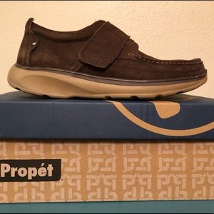 Propet Otto leather loafers 10W